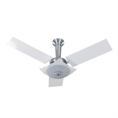 Os ventiladores de teto são desenvolvidos para oferecer ao usuário o melhor desempenho e maior qualidade. O novo desenho oferece nova opção para decor