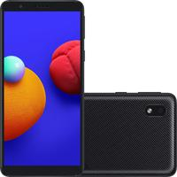 Características:- Marca: Samsung- Modelo: SM-A013MZBSZTOEspecificações:Formato e Interface:- Formato do Aparelho: Barra- Interface com o Us
