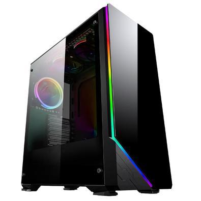 Esses computadores foram desenvolvidos para você que quer ingressar no universo gamer mas tem um orçamento limitado. Equipados com placa de vídeo dedi
