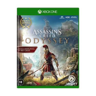 Assassin´s Creed Odyssey, escreva sua própria odisseia épica para se tornar um herói lendário de Esparta. Lute pelo seu destino em um mundo que está b