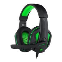 O headset Cook é a perfeita combinação de conforto, qualidade. Todos os elementos do Cook foram projetados para um gamer profissional. Os alto-falante