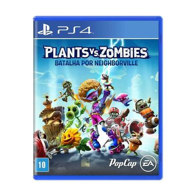 Jogo Plants vs. Zombies: Batalha por Neighborville - PS4.