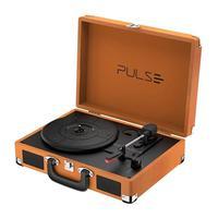 Vitrola Berry Retrô Suitcase 5W BT/Aux/USB Bivolt SP364 Pulse..