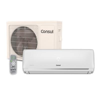 Aproveite os benefícios do ar split Consul Inverter para sua casa ficar mais aconchegante e com ar limpo. Ele três filtros que eliminam as bactérias e