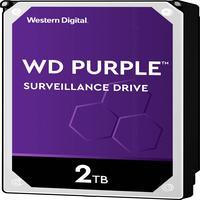 HDD WD PURPLE 2 TB PARA SEGURANCA / VIGILANCIA / DVR PARA SISTEMAS DE VIGILÂNCIA NVR Os discos rígidos WD Purple NV são projetados para sistemas de se
