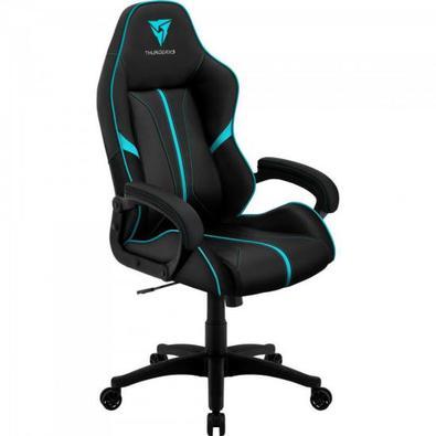 Construído para trazer conforto e estilo a cadeira BC1 da ThunderX3 proporciona um visual e sensação de um verdadeiro gamer ao se acomodar. Juntamente