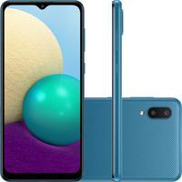 Tenha uma solução para o seu dia a dia sem deixar nada para trás com o Galaxy A02 da Samsung. Realize fotos especiais e únicas com a câmera dupla na p