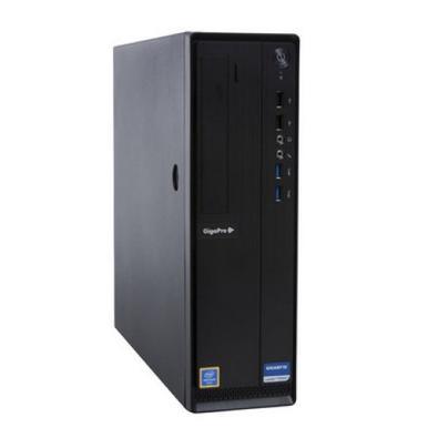 Desktop Slim Essential com Processador Intel Core i5 (10ª Geração), Placa Mãe H410, 8GB DDR4, SSD 256GB, HDMI, Windows 10