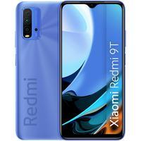 "Smartphone Xiaomi Redmi 9T, 4GB Ram, 128GB, Tela 6.53"", Camera Quádrupla 48+8+2+2MP, Azul"
