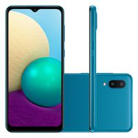 "Características:- Marca: Samsung- Modelo: SM-A022MZBRZTOEspecificações:Destaques:- Tela Infinita de 6.5""- Câmera Dupla Traseira de 13MP + 2M"