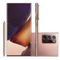 Características:- Marca: Samsung- Modelo: SM-N986BZNSZTOEspecificações:Cor:- Mystic BronzeArmazenamento:- Capacidade: 256GBMemória Ram