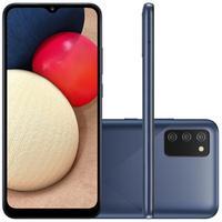 Expanda sua visão com o Infinity-V Display de 6,5 polegadas do Galaxy A02s e descubra como ver mais em uma tela menor. Graças à tecnologia HD+, seu co