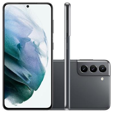 Este aparelho mudará a história da fotografia, pois o Galaxy S21 conta com um conjunto de câmera tripla na parte de trás do aparelho, permitindo cliqu