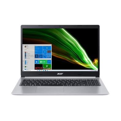 "Notebook Acer Aspire 5, Intel Core I5-1035G1, 8GB, 512GB Ssd, Tela 15,6"", Mx350, Windows 10 - A515-55g-53qd."