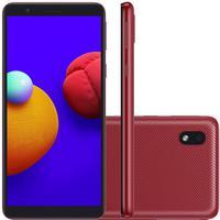 Com seu display HD+ de 5,3 polegadas, o Galaxy A01 Core oferece uma experiência imersiva na tela grande. Assim, você pode aproveitar seus conteúdos em