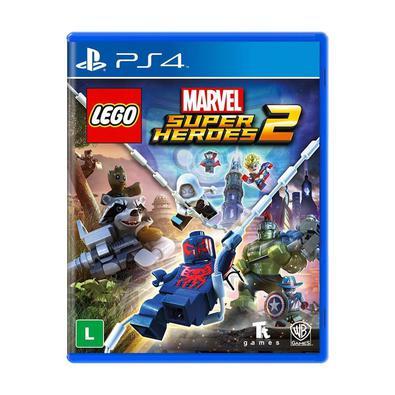 LEGO Marvel Super Heroes 2 traz uma nova aventura que reúne os clássicos super heróis e vilões de diferentes eras e realidades, com ramificações que t