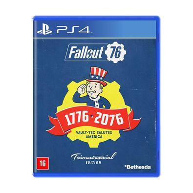 Fallout 76 é um game movimentado pelo pânico e pela paranoia, gerados pela iminência de uma catástrofe nuclear decorrente da Guerra Fria entre os Esta