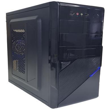 Excelente computador para uso doméstico ou empresarial, com gabinete tipo mini que cabe em qualquer espaço e com design moderno e muito bonito. Tecnol