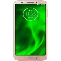 Reembalado: Motorola Moto G6 64GB, Ouro Rosê, Vitrine