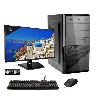 ICC traz para o mercado seu incrível lançamento, a linha Vision IV25XX. O novo modelo ICC VISION IV2546KM15, é um computador completo. Com teclado, mo