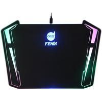 O Mouse pad Gamer Fênix foi desenvolvido para os melhores Gamers profissionais, equilibrando a velocidade e o controle. O Fênix Ultra apresenta uma su