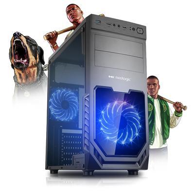 Jogue Alem da Imaginação com Neologic O PC Gamer Neologic possui recursos sólidos e um desempenho fluido com o padrão para todos os gamers e artistas