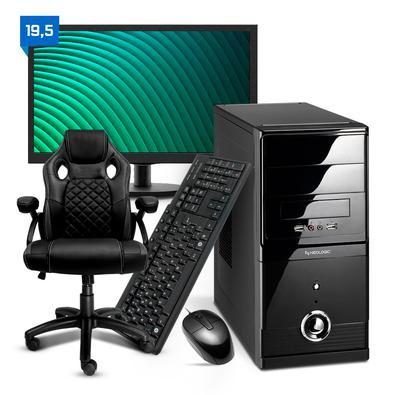 Os PCs domésticos Smart trazem um excelente desempenho e qualidade de componentes, e trazem tudo o que é necessário para o seu trabalho e uso doméstic