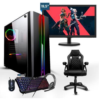 A linha de PCs Gamer Smart Neologic alia produtos de alta qualidade e preços incríveis, e foi feita para usuários que querem o melhor custo-benefício