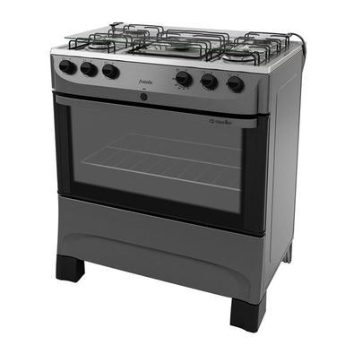 O Fratello é o fogão ideal para sua cozinha. Ele possui forno com visor panorâmico para que você tenha a melhor visualização de suas receitas. Tem ain