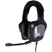 HP H220GS é o headset ideal para quem quer um visual diferenciado, mas sem abrir mão de conforto e qualidade de som. A almofada de tecido é respirável