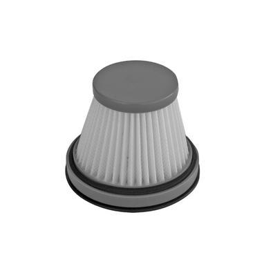 O filtro HEPA da WAP, retém até 99,5% das micropartículas de sujeira, fungos e ácaros, e garante o retorno de um ar muito mais puro e saudável para o