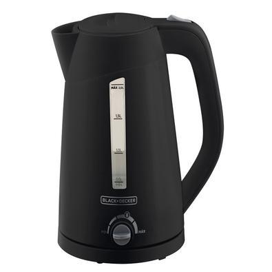 A Chaleira Elétrica Black+Decker Thermax, 2L, 1250W, 110V - K2200 é ideal para você que não abre de um chazinho de manhã. Ela conta com várias opções