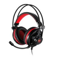 Headset projetado especialmente para os gamers, trazendo o conforto necessário para quem passa horas na frente do PC.   Headset Gamer H11 Motospeed O