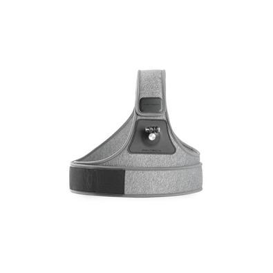 Este suporte de peito para GoPro, Osmo Action, Osmo Pocket e demais câmeras de ação permite montagem do equipamento sobre o peitoral, para capturar im
