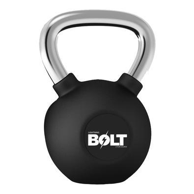 Kettlebell Rubber Lightning Bolt 22kg
