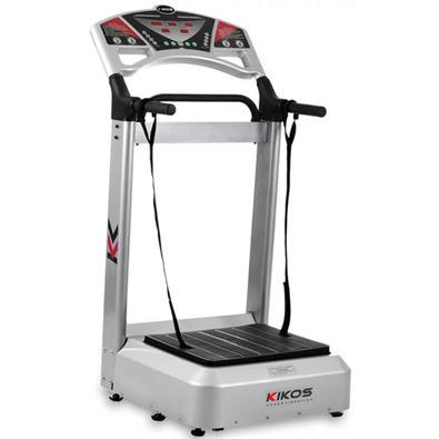 A plataforma vibratória Kikos P204ix é um equipamento profissional ideal para ativar a musculatura, fortalecer e tonificar o corpo todo. Sua tecnologi
