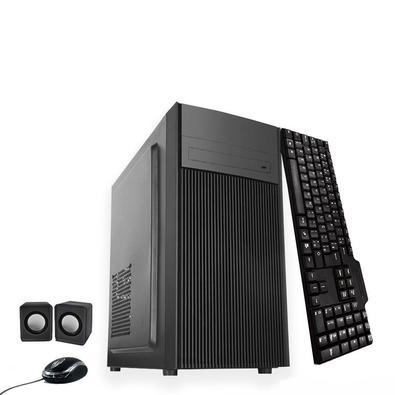 COMPUTADOR DESKTOP ICC IV1840K3 INTEL DUAL CORE 2.41GHZ 4GB HD 320GB KIT MULTIMÍDIALINHA ICCA Uai Comércio Digital traz ao mercado os computadores da