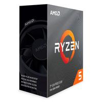 Processador AMD Ryzen 5 3600 3.6 GHz (4.2GHz Max Boost), 32MB Cache, DDR4, Socket AM4 - 100-100000031BOX.