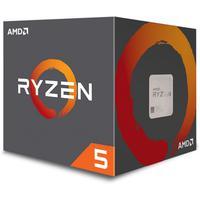 Processador AMD Ryzen 5 3400G 3.7GHz (4.2GHz Max Turbo), Cache 6MB, Socket AM4 - YD3400C5FHBOX