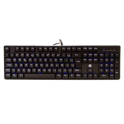 Teclado Mecânico HP Gamer GK320 Com Led.  Os teclados mecânicos tem sido um dos preferidos da comunidade Gamer de Pc, e são ótimos para pessoas que es