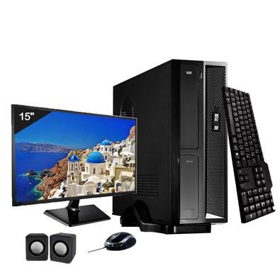 A ICC traz para o mercado seu incrível lançamento, a linha Slim SL1XX.O novo modelo ICC SLIM SL1XX, é um computador completo, foi feito para atender t