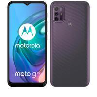 """Smartphone Moto G10 Cinza Aurora com Tela de 6.5"""", 4G, 64GB de Armazenamento e Câmera Quádrupla de 48MP+8MP+2MP+2MP - XT2127-1"""