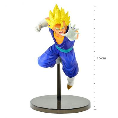 Vegeta é um personagem fictício da franquia Dragon Ball criado por Akira Toriyama. As primeiras aparições de Vegeta na franquia foram no mangá Sayonar
