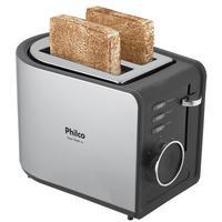 A Torradeira Philco Easy Toast Preta R2 850W vai descongelar, reaquecer e tostar pães para seu café da manhã ser ainda mais completo! Possui 7 níveis