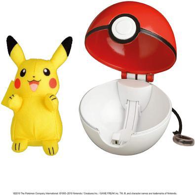 O item indispensável para qualquer treinador Pokémon! Apropriada para guardar e proteger seus Pokémons capiturados (vendidos separadamente) a Pokébola