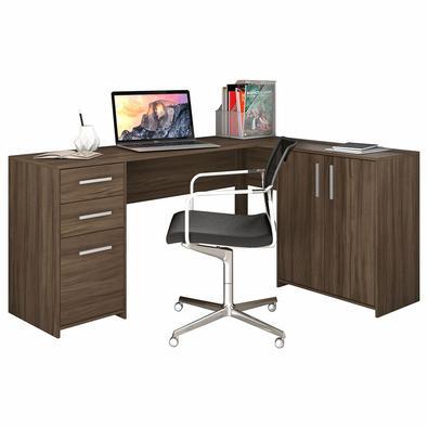 A Mesa de Canto Office NT 2005 é perfeita para compor seu ambiente. Produzida com matérias-primas seletas, seu design foi feito buscando aliar ergonom