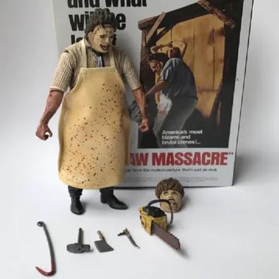 VERSÃO BOOTLEG   Leatherface Massacre da Serra Elétrica