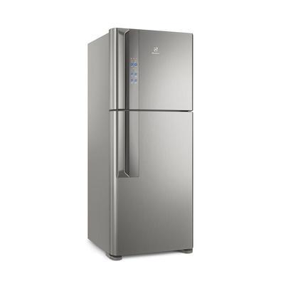 Buscando desenvolver itens modernos e de alta qualidade, a Electrolux apresenta o Refrigerador Top Freezer, com tecnologia inverter, permite que a gel