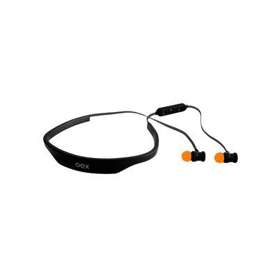 Headset sem fio, com bluetooth integrado, é o fone esportivo que melhor se adapta à suas necessidades! Também tem microfone integrado, possibilitando