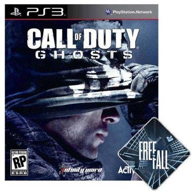JOGO MÍDIA FÍSICA, NOVO E LACRADO, ORIGINAL -  Jogadores: 1-2Jogadores da rede: 1-12, Co-op-2-6Descrição do Produto:Call of Duty Ghosts com mapa de bô